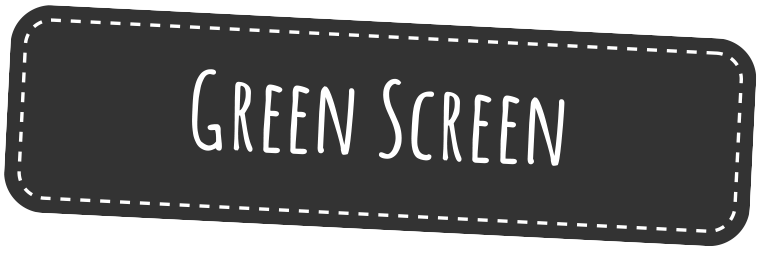 green screen photo booth page button