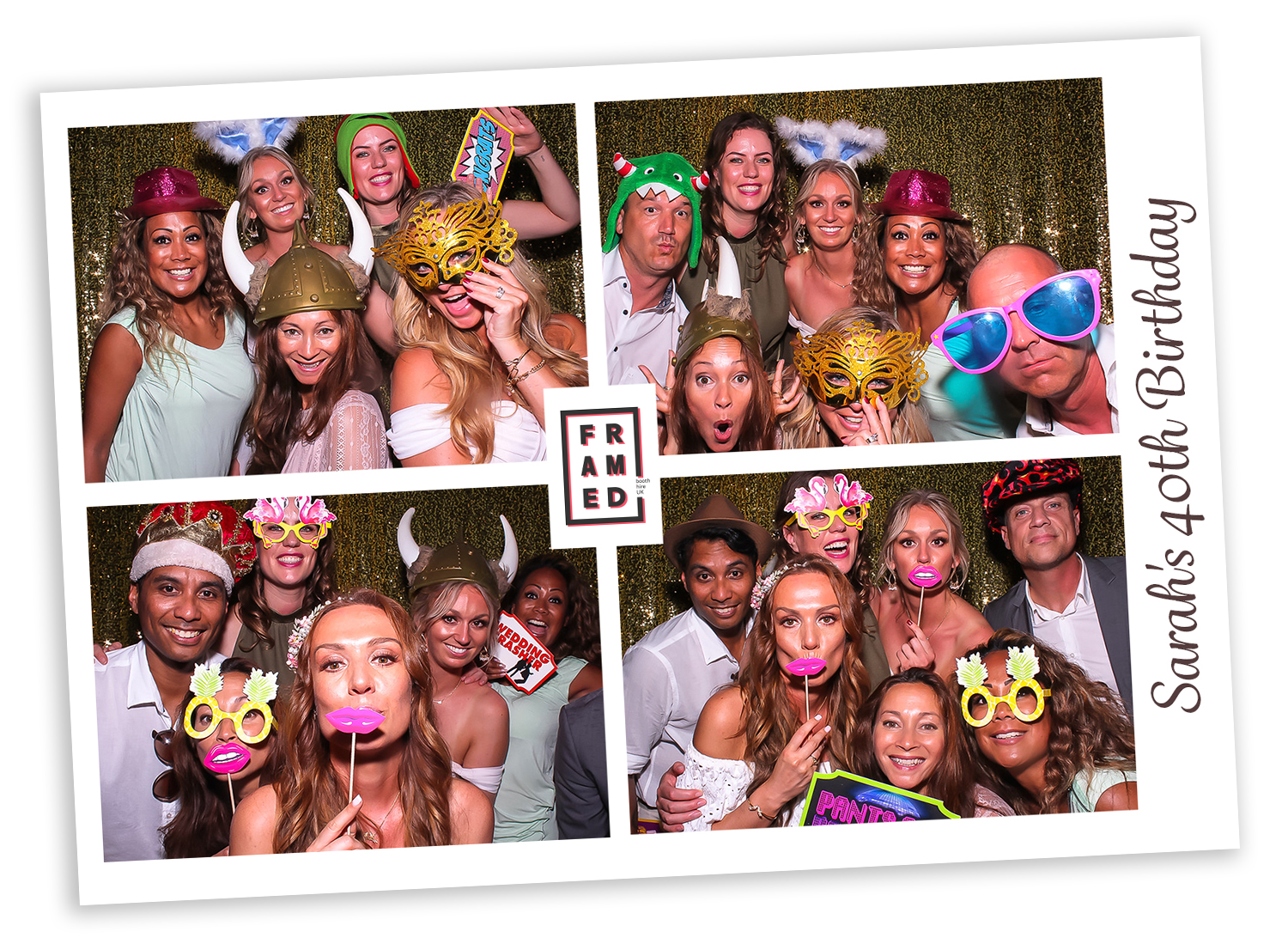 party photo booth doncaster